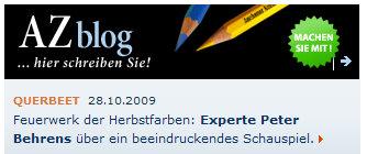 az blog