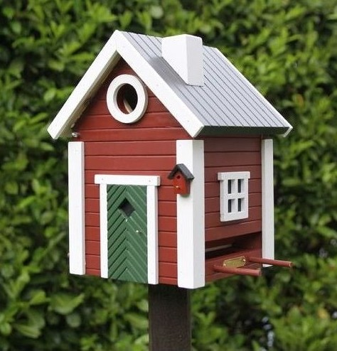 Jetzt Nistkästen für Vögel in den Garten!